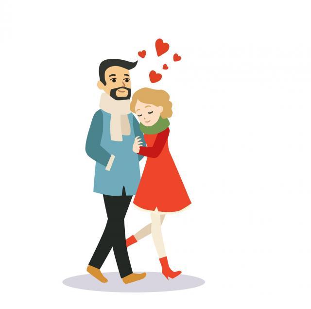 fazy związku, etapy związku, miłość, para