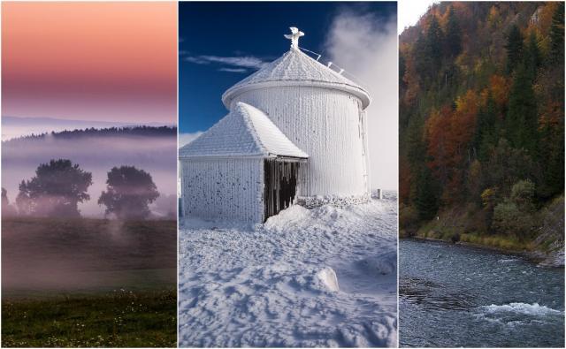 Lista miejsc w Polsce, które są warte odwiedzenia tej jesieni i zimy