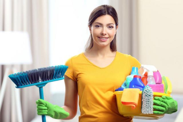 4 małe błędy, przez które nigdy nie możesz wysprzątać dokładnie domu