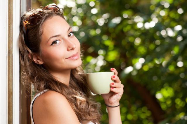 Zielona herbata dla piękna urody. Doceń zalety jej picia!