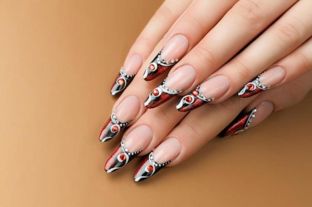 pielęgnacja paznokci, paznokcie porady, rozdwajające się paznokcie