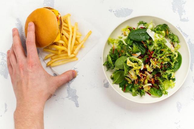 5 potraw z fast foodów, przez które nie możesz zrzucić kilogramów