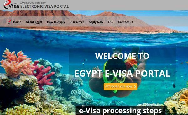 Wybierasz się do Egiptu? Teraz kupisz wizę egipską przez internet