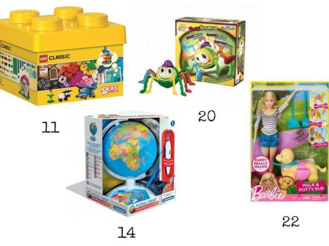 Pomysły na świąteczny prezent dla dziecka 6-8 lata