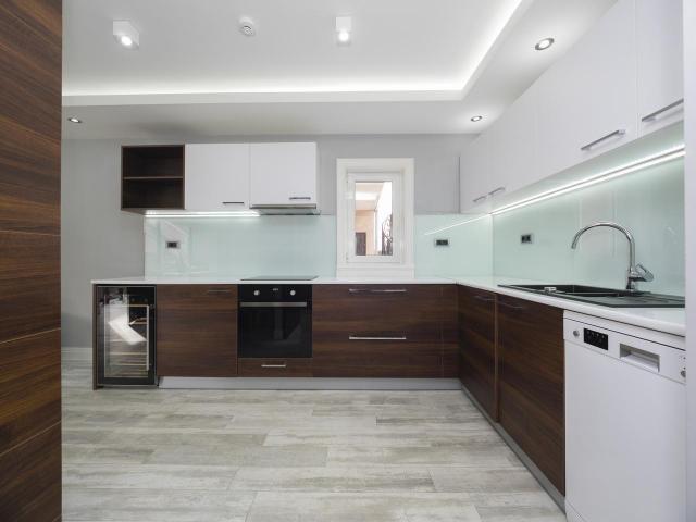 kuchnia, aranżacje kuchni, wnętrza, nowoczesne wnętrze