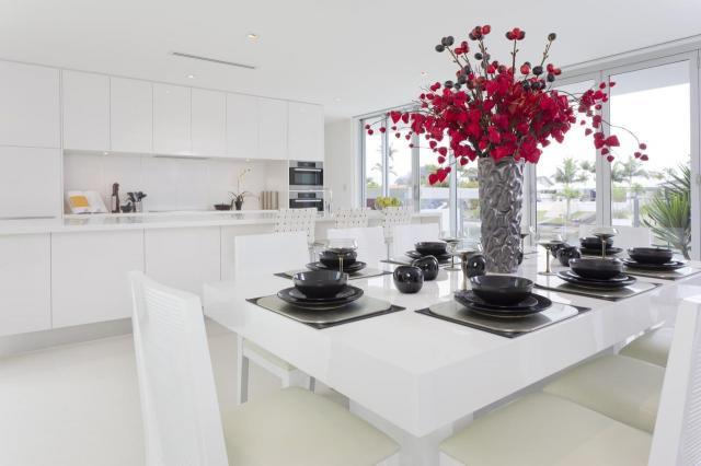 nowoczesne wnętrze, kuchnia, aranżacje kuchni, wnętrza
