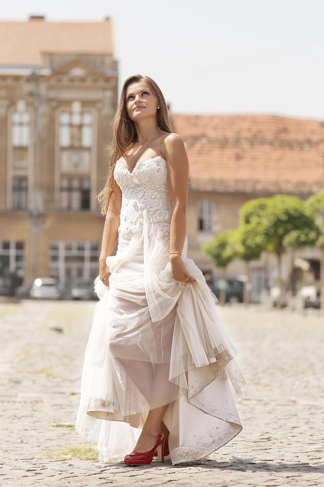 moda ślubna, ślub