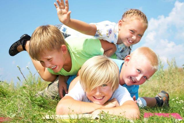 4 niezaprzeczalne zalety posiadania więcej niż 2 dzieci!