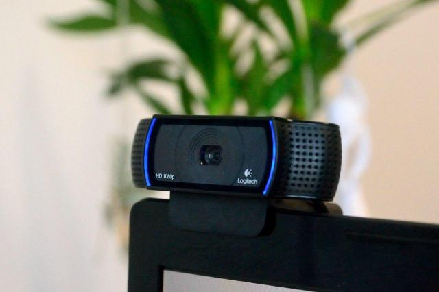 Logitech HD Pro Webcam C920: kamera internetowa Full HD 1080p