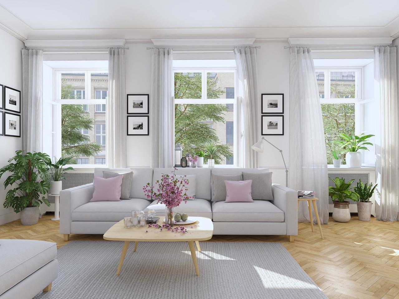 Trendy 2019 10 pomys w na przytulny salon ciekawe aran acje - Salon de la renovation ...