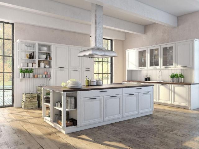 aranżacje kuchni, wyposażenie kuchni, kuchnia