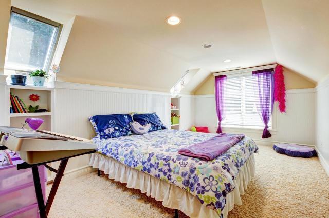 Pomysły na urządzenie dużej i przestrzennej sypialni - galeria