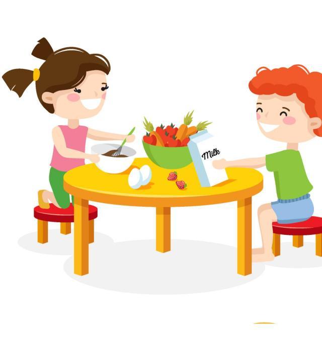 gotowanie, dziecko, szczęście, wspólne gotowanie
