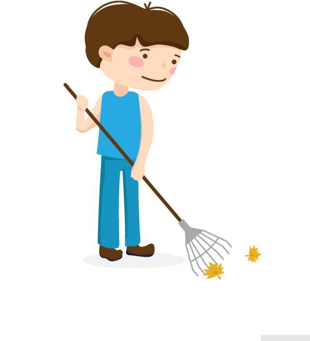 porządki, dziecko, wychowanie, sprzątanie