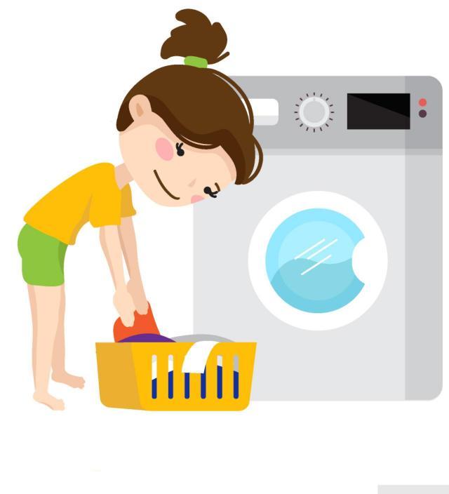 wychowanie, sprzątanie, porządki, dziecko