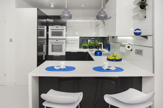 O czym musisz pamiętać, urządzając kuchnię o małym metrażu?