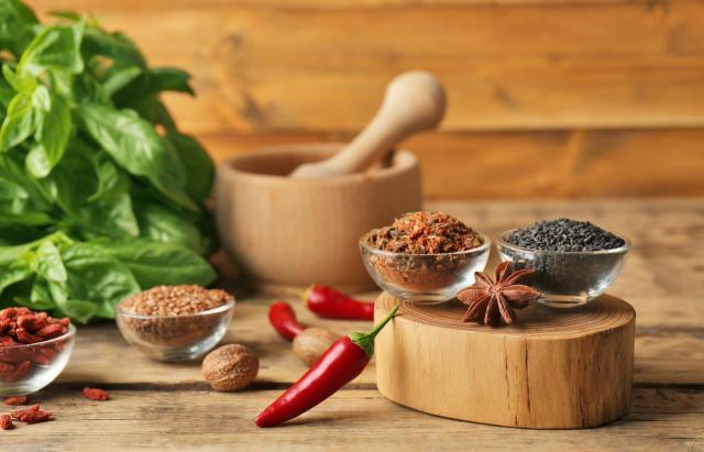 5 najlepszych naturalnych przypraw do obiadu