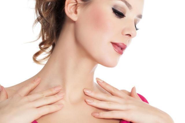 skóra, pielęgnacja cery tłustej