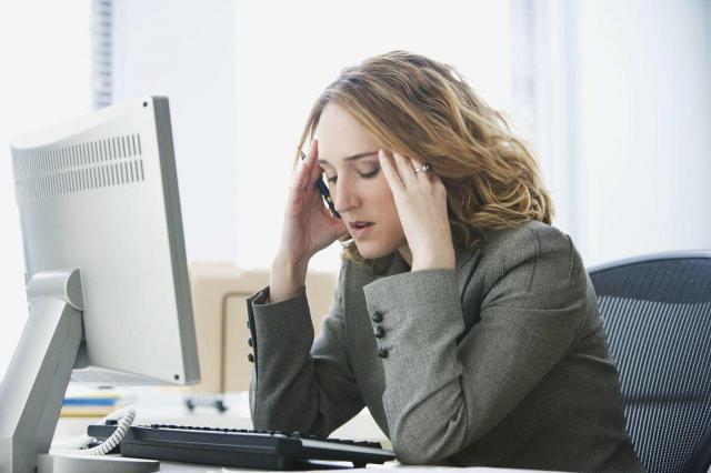 choroby, migrena, ból głowy