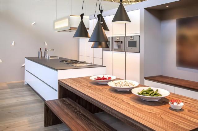 kuchnia, projektowanie wnętrz, aranżacje kuchni, meble kuchenne
