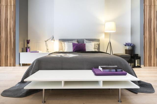 10 sekretów aranżacji sypialni, aby stała się oazą romantyczności