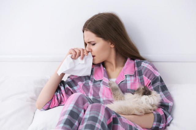 4 objawy alergii, po których warto udać się do lekarza