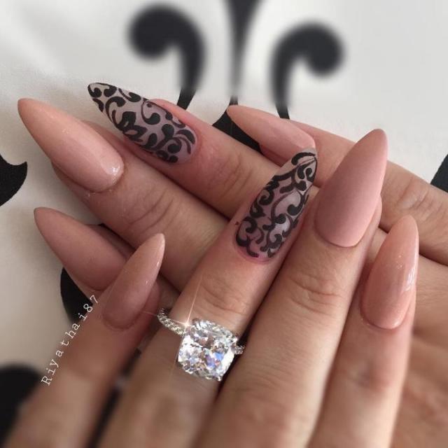 paznokcie, modne paznokcie