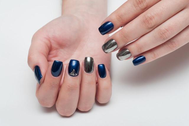 paznokcie wzory, paznokcie