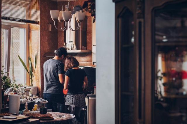 artykuł sponsorowany, aranżacja wnętrz, kuchnia, wąska kuchnia