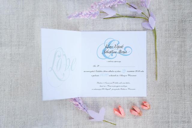 Zaproszenia ślubne - wybór nie powinien być przypadkowy