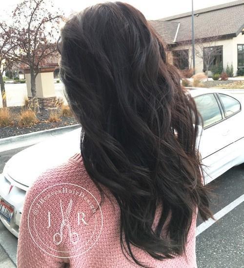 fryzury, włosy