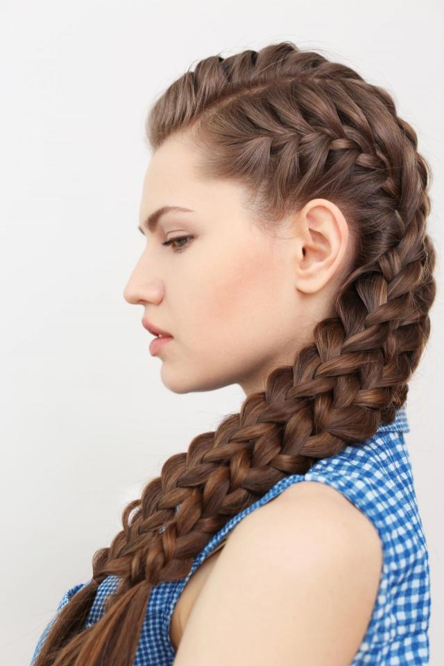 włosy, fryzury