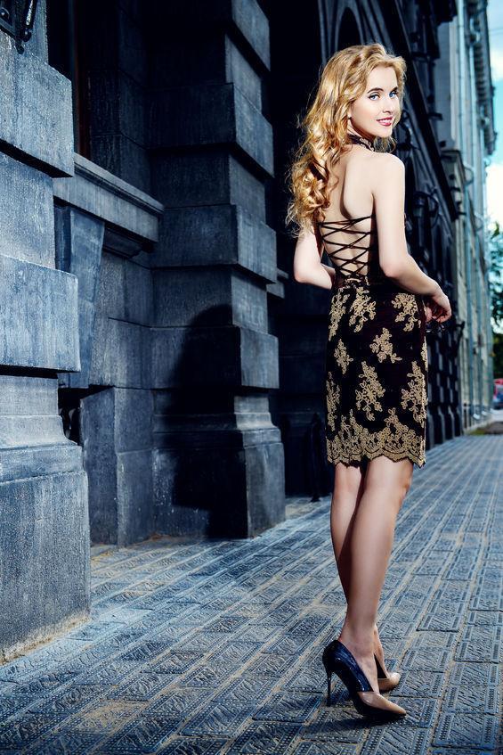 sukienki, sukienki eleganckie, tanie sukienki, artykuł sponsorowany