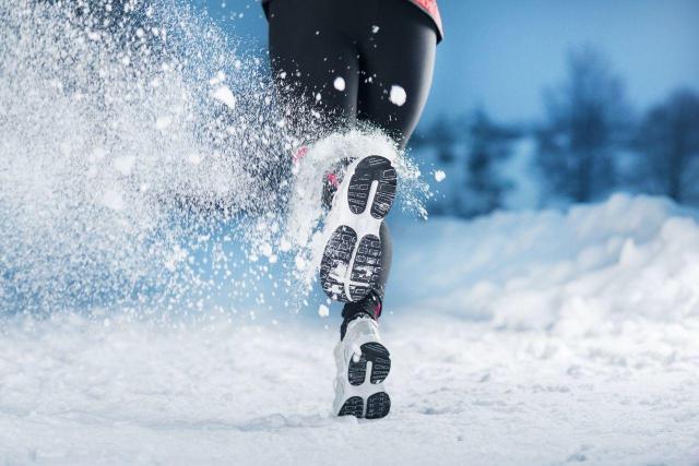 4 powody dla których warto biegać zimą