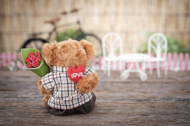 Walentynkowy prezent taki jak Wy