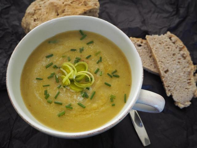 Zupa krem vichyssoise