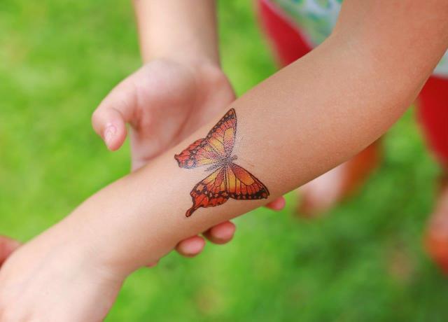 Znaczenie I Symbolika Tatuażu Wzoru Motyl Co Oznacza Tatuaż