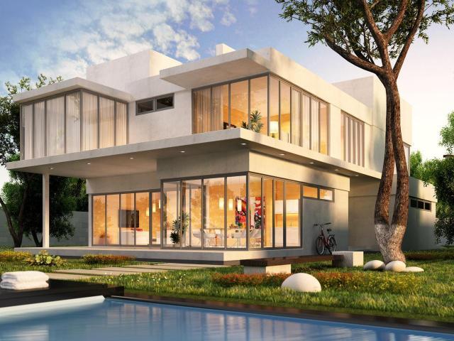 13+ pięknych projektów domów - zakochasz się w nich!
