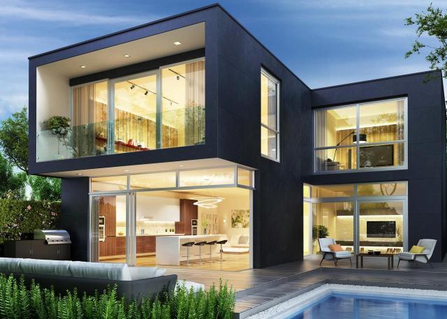 Przegląd nowoczesnych projektów domów - co jest teraz na topie?