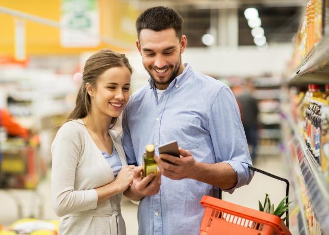 artykuł partnerski, zakupy