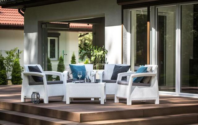 Najmodniejsze dodatki do stylowych aranżacji przestrzeni wypoczynkowej w ogrodzie