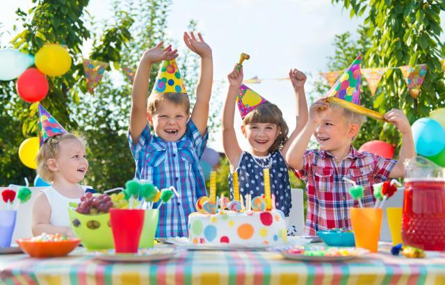 Organizujemy urodziny przedszkolaka
