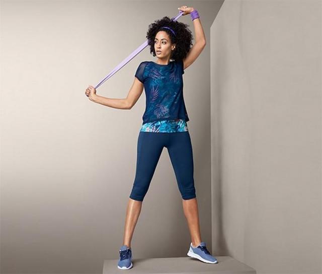strój do fitness, artykuł partnerski