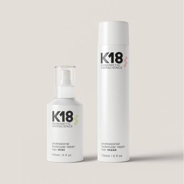 Kultowa amerykańska marka K18Hair wchodzi na polski rynek z Estyl.pl