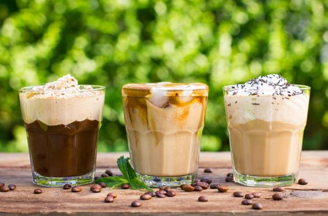 Kawy na zimno – zobacz najlepsze przepisy