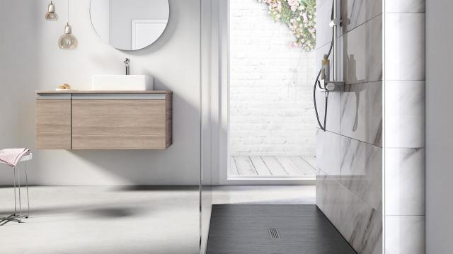 Jak optycznie powiększyć i rozjaśnić małą łazienkę?