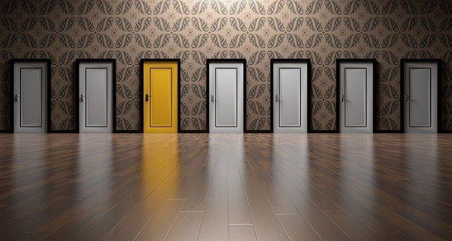 Jak wybrać stylowe drzwi wewnętrzne?