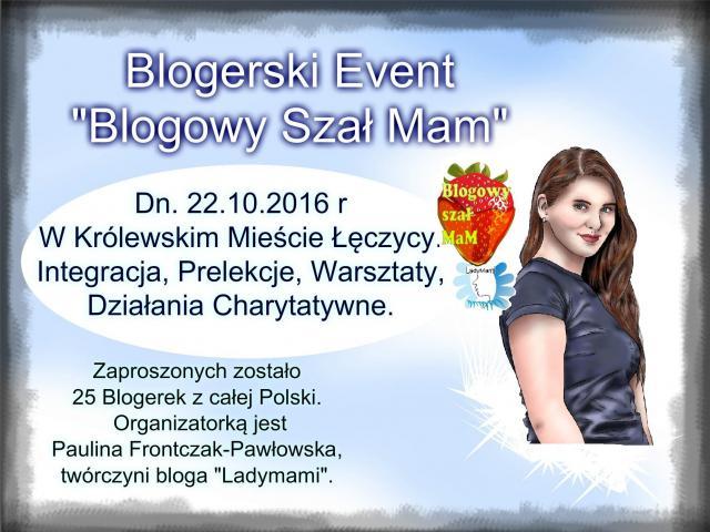 Spotkanie Blogerek: Blogowy SZAŁ MAM
