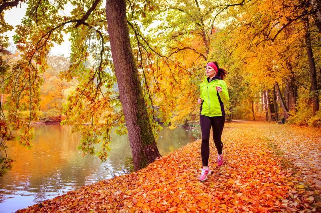 Nie leń się jesienią - zadbaj o formę po lecie!