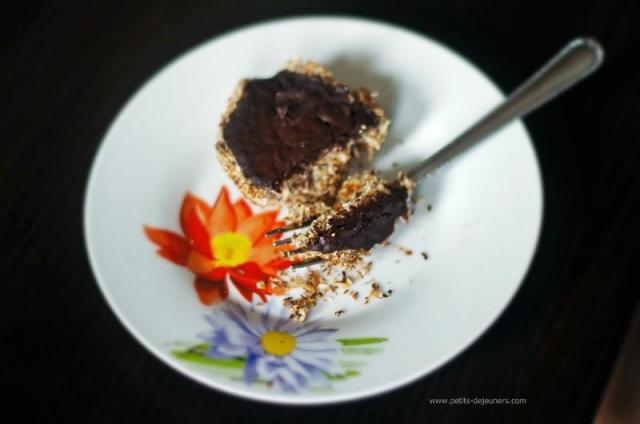 Pralinki a'la bounty białkowo-tłuszczowe